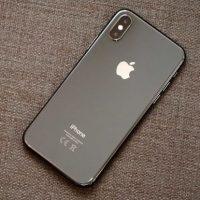 iPhone X màu xám không gian sang trọng và lịch lãm