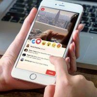 Tính năng Live trên Facebook cho phép người dùng phát sóng trực tiếp các video