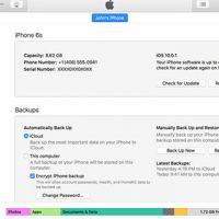 Sao lưu tin nhắn trên iPhone với sự hỗ trợ của công cụ iTunes