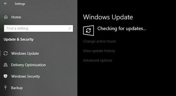 cách cài đặt Windows 10 update assistant