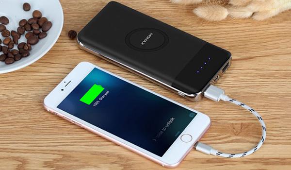 Sạc pin điện thoại qua đêm tùy thuộc nhu cầu sử dụng