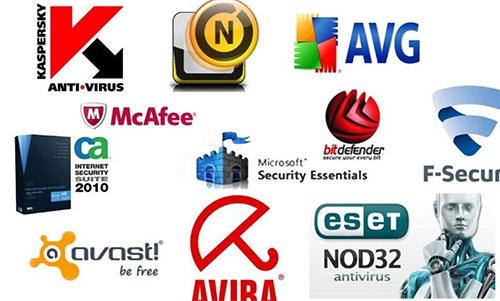 Các phần mềm diệt virus phổ biến từ bên thứ ba