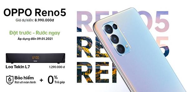 OPPO reno5 với những nâng cấp nổi bật (2)