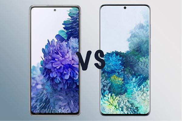 So sánh Galaxy S21 và S20 về thiết kế