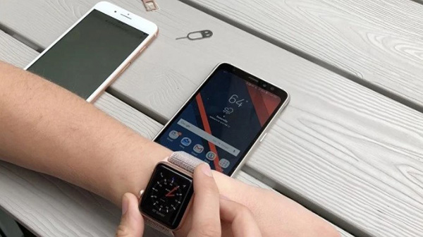 Cách kết nối Apple Watch với Android