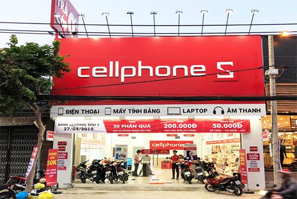 Mua điện thoại trả góp tại CellphoneS