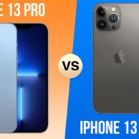 iPhone 13 Pro và 13 Pro Max giống hệt nhau về cấu hình.